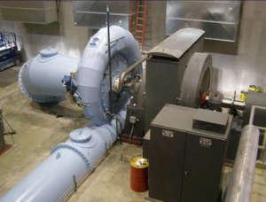 Turbine a Vapore e Turbine Idriche