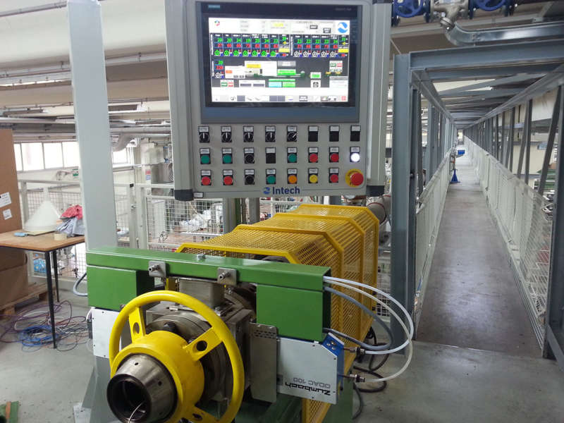 revamping impianti industriali energetici e su macchinari per ammodernamento ed efficentamento